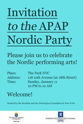 APAP-Nordic-Party